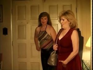 Mature woman orgy