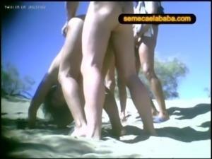 swinger nudity beach free
