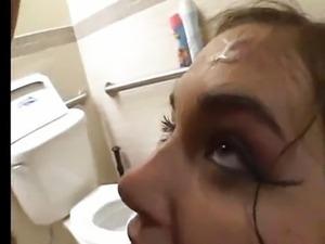Sasha grey slapped and spit on