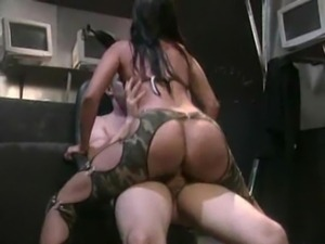 Army Bitch Gets Boned free