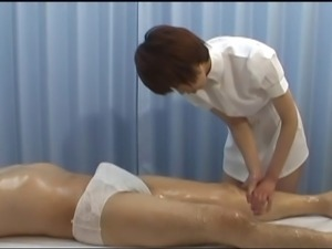 Japanese Massage Part 2(uncensored)