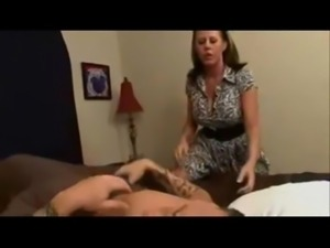 Mom sucking before Church free