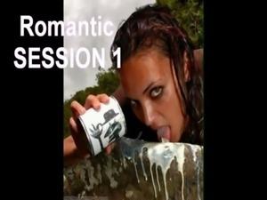 Romantic Blonde Cumpilation free