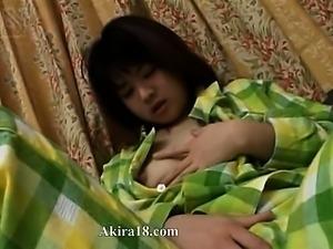 Innocent amateur teenie from Japan