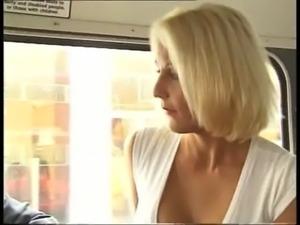 Bus Boobs free