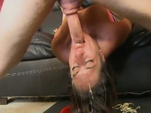 Facial abuse for lexi marie