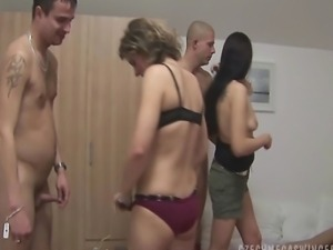 The largest swingers event in the world, full of amazing Czech amateurs....