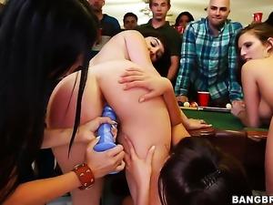 Latin Luna Star and Diamond Kitty spend time having sex