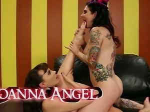 Joanna Angel Kinky Fantasies trailer