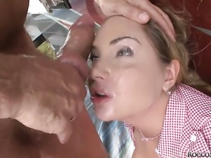 Mike Angelo gets pleasure from fucking Amy A in her beaver