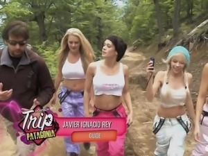 pretty sluts going hiking @ trip season 1, ep. 2
