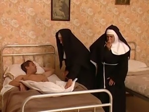 There's a devil in the convent