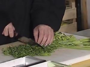 German nun ass fucked in kitchen
