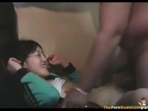Asian slut wants to spread her legs