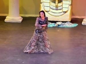 Alla Kushnir sexy Belly Dance part 128
