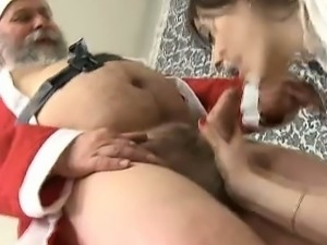 Svetlana and her seductive young sexy female friend sit in