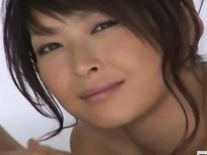 Subtitled POV Japanese AV sensual handjob and titjob
