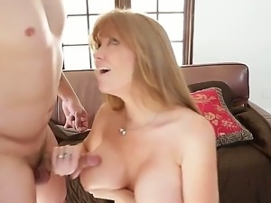 Anthony Rosano met Darla Crane on an interview and he wanted to fuck her on...