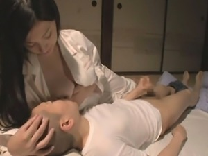 Real Celebrity Saori Hara Schoolgirl Will Help You Masturbate Using Her Soft...
