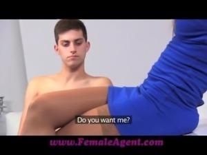 FemaleAgent Please cum inside my pussy free