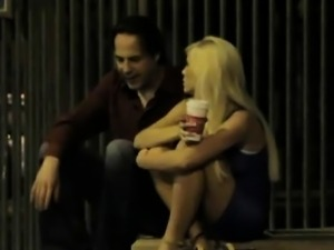 Cheating Blonde Picked Up And And Busted On Hidden Camera