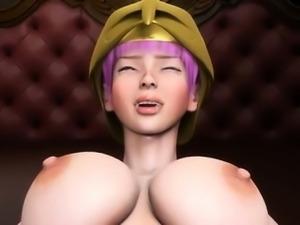 Rebecca Assault Hell Gladiator Of Treason - Exotic 3D