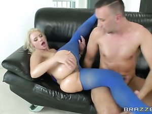 Keiran Lee is one hard-dicked dude who loves oral sex with Anikka Albrite...