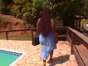 elaine brazilian big ass ebony free