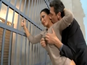 prisoner's wife fucked free