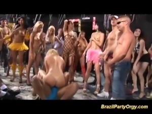 brazilian party weekend free