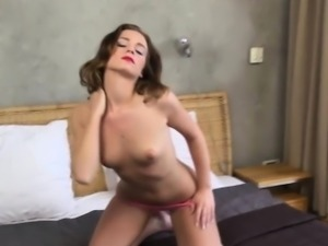 Gyno toy inside of her beautiful hole