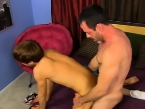 Porn gay sex scandal After his mom caught him pounding his t