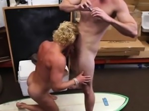 Gay pawn muscle cum shots So, this Russian surfer fellow wal