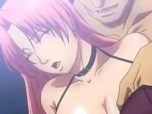 Hentai hottie fucked in the wrestling ring