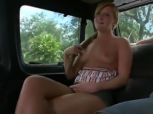 Nikki Blake is a hot amateur that likes to go on road trips. The blonde...
