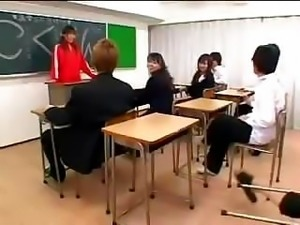 Dirty Asian School