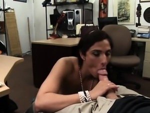 Sexy brunette milf first time I guess that's where I come in