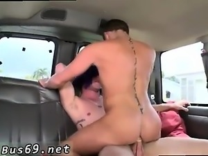 Male hunk celebrity show his penis gay first time Anal Pound