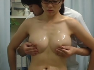 Japanese fake massage 4