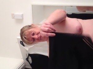 fat wife dressing