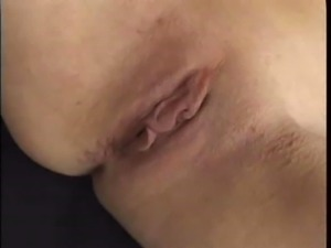 Blonde fucked on the couch