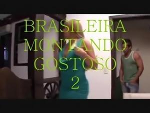 CGS - BRASILEIRA MONTANDO GOSTOSO 2