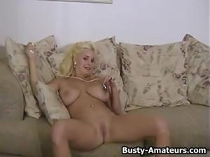 Busty Mariah Lynn masturbation compilation