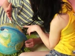 Innocent teen girl is ruined by her boyfriend