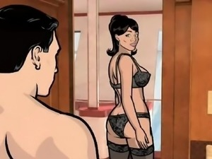 Archer porn video