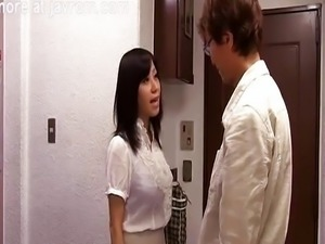 Asian Busty Wife Secretly Managed