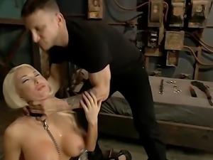 HANDS AROUND MY THROAT - XXX porn music video