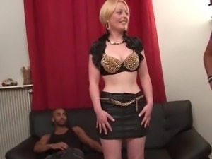 Hot milf and her younger lover 150