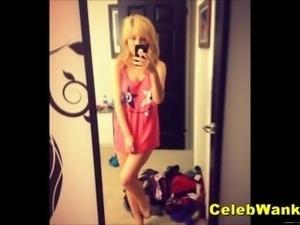 Celebrity Pussy o'Clock Jennette McCurdy Nude
