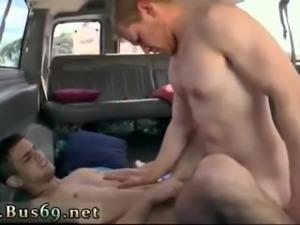 Hoy brazilian gay porn first time The Neighbor Fucks On The BaitBus